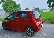Bán ô tô Kia Morning Si sản xuất 2017, màu đỏ, số sàn, 275tr
