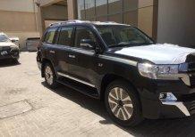 Bán xe Toyota Land Cruiser VXS 5.7 MBS đời 2020, màu đen, nhập khẩu nguyên chiếc