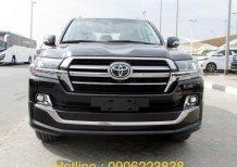 Bán ô tô Toyota Land Cruiser sản xuất 2020, màu đen, nhập khẩu