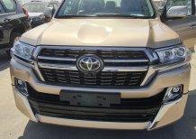 Bán Toyota Landcruiser VX-S 4.6V8 Trung Đông màu vàng cát xe 2021 nhập mới 100%