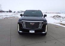 Cadillac Escalade ESV Platinum 2021, màu đen, xe nhập, cần bán xe mới giá tốt tại hà Nội