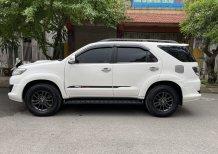 Gia Hưng Auto bán xe Toyota Fortuner 2.5G màu trắng Sx 2016 máy dầu