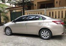 Toyota vios E MT 2016 màu nâu vàng biển Hà Nội