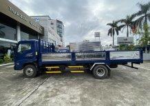 Hyundai Mighty Ex8 GTL thùng lửng, tải trọng 7 tấn 3 thùng dài 5m9