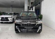 Cần bán Toyota Land Cruiser 5.7 MBS đời 2021, màu đen, xe nhập