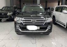Bán Toyota Land Cruiser đời 2018, màu đen, nhập khẩu chính hãng