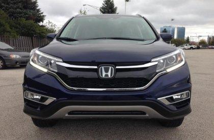 Cần bán Honda CR V sản xuất 2015, màu xanh lục