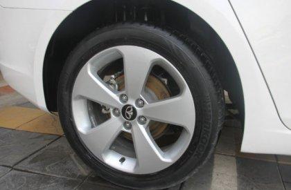 Bán Daewoo Lacetti năm 2009, màu trắng, nhập khẩu nguyên chiếc, số sàn, giá chỉ 450 triệu