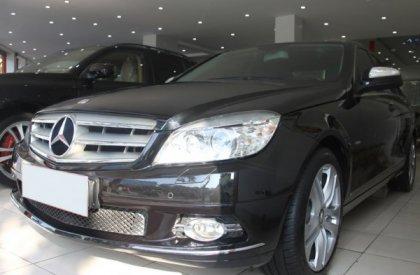Cần bán gấp Mercedes C200 đời 2007, màu đen, nhập khẩu