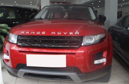 Bán LandRover Range rover 2011, màu đỏ, nhập khẩu chính hãng, số tự động