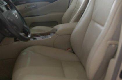 Cần bán lại xe Lexus LS 2007, màu vàng, nhập khẩu Nhật Bản, số tự động