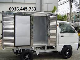 Bán Suzuki Xe tải đời 2015, màu trắng