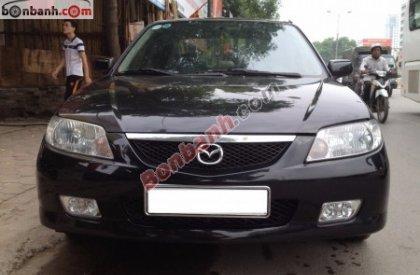 Bán xe Mazda 323 đời 2002, màu đen, 255tr