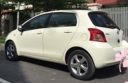 Xe Toyota Yaris 1.3AT đời 2007, màu trắng, nhập khẩu nguyên chiếc, chính chủ