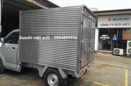 Bán xe Suzuki 750kg, xe 7 tạ, xe tải Suzuki, thùng lửng, thùng kín, mui bạt có xe sẵn giao ngay