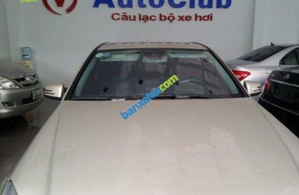 Cần bán lại xe Mercedes C200 BE 2012, màu vàng chính chủ