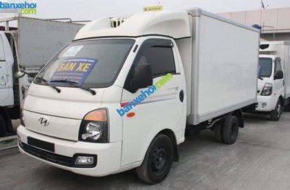 Cần bán gấp Hyundai Porter II 1ton sản xuất 2012, màu trắng, xe nhập