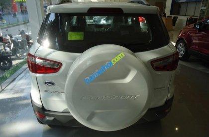 Bán ô tô Ford EcoSport Titanium đời 2016, màu trắng, 635tr
