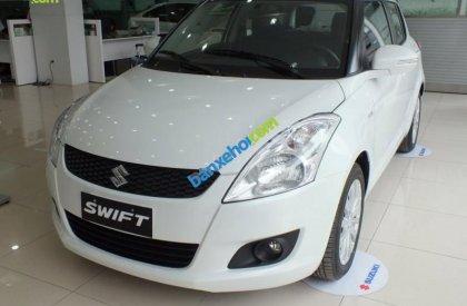 Cần bán xe Suzuki Swift 1.4AT đời 2016, màu trắng, giá chỉ 549 triệu