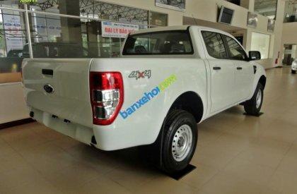 Bán xe Ford Ranger 4x4 MT Base đời 2015, màu trắng, nhập khẩu, giá 577tr