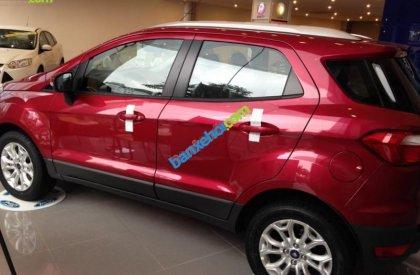 Bán ô tô Ford EcoSport 1.5L Titanium đời 2016, màu đỏ