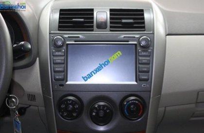 Cần bán lại xe Toyota Corolla altis 2.0V sản xuất 2010, màu đen