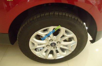 Cần bán xe Ford EcoSport Titanium đời 2015, màu đỏ