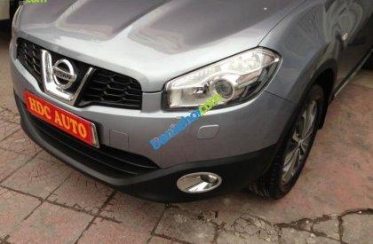 Cần bán lại xe Nissan Qashqai 2.0 đời 2010, màu ghi xanh, xe nhập số tự động