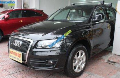 Bán Audi Quattro Q5 2.0T 2011, màu đen, nhập khẩu chính hãng