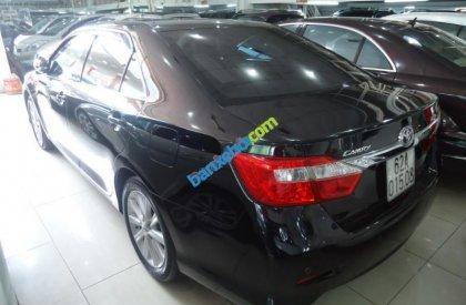 Bán xe Toyota Camry 2.5G đời 2013, màu đen