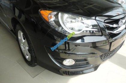 Bán Hyundai Avante 1.6 AT 2015, màu đen
