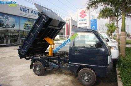 Bán Suzuki Super Carry Truck Ben đời 2015, màu xanh lam, giá chỉ 247 triệu