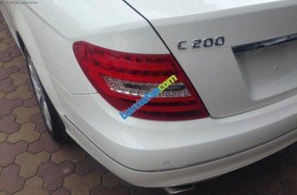 Xe Mercedes Benz C200 2011
