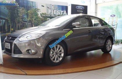 Bán Ford Focus 2.0 Titanium đời 2016, màu xám