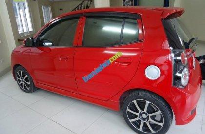 Bán Kia Morning sản xuất 2011, màu đỏ chính chủ, 348 triệu