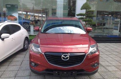 Mazda CX 9 2016, màu đỏ, nhập khẩu chính hãng
