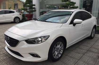 Mazda 6 2.0 ưu đãi khủng, cơ hội sở hữu xe