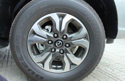 Bán xe Mazda BT 50 đời 2016, màu bạc, nhập khẩu