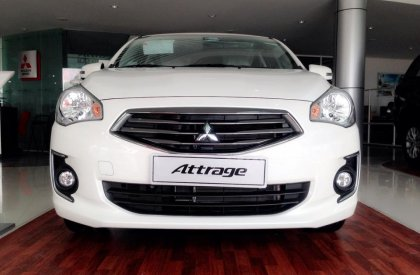 Mitsubishi Attrage MT đời 2016, nhập khẩu, khuyến mại khủng, giá tốt