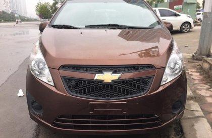 Cần bán xe Chevrolet Spark Van 2011, màu nâu, nhập khẩu nguyên chiếc, giá 198tr