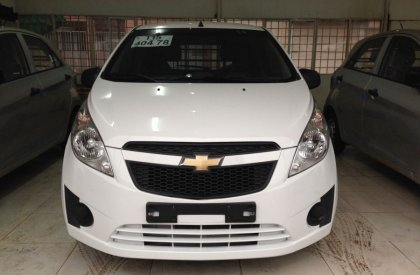 K - Concept bán gấp Chevrolet Spark Van đời 2011, màu trắng, nhập khẩu nguyên chiếc, giá 205tr