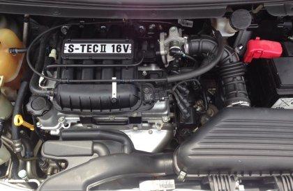Bán ô tô Chevrolet Spark Van đời 2011, màu bạc, nhập khẩu