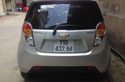 Bán ô tô Chevrolet Spark Van đời 2011, màu bạc, nhập khẩu trực tiếp tại Hàn Quốc