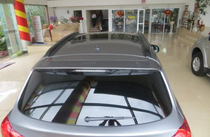 Mitsubishi Outlander Premium GLS đời 2015, màu xám, nhập khẩu chính hãng