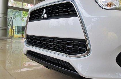 Mitsubishi Outlander Sport- không gì là không thể