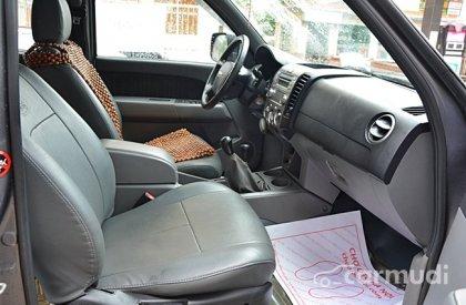 Cần bán gấp Ford Ranger 2.5MT đời 2011, màu xám chính chủ