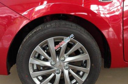 Mình bán ô tô Mitsubishi Attrage CVT 1.2L MIVEC đời 2016, xe nhập