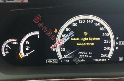 Cần bán gấp Mercedes S300 đời 2009, màu đen, xe nhập