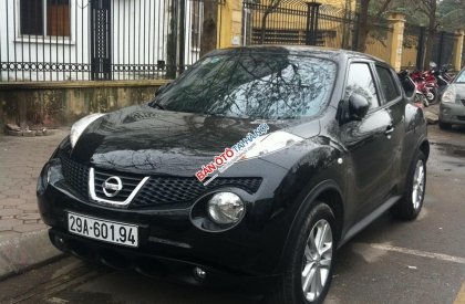 Cần bán xe Nissan Juke sản xuất 2012, màu đen, nhập khẩu nguyên chiếc