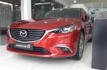 Mazda 6 Facelift 2019 ưu đãi lớn, giao xe ngay tại Hà Nội - Hotline 0973.560.137
